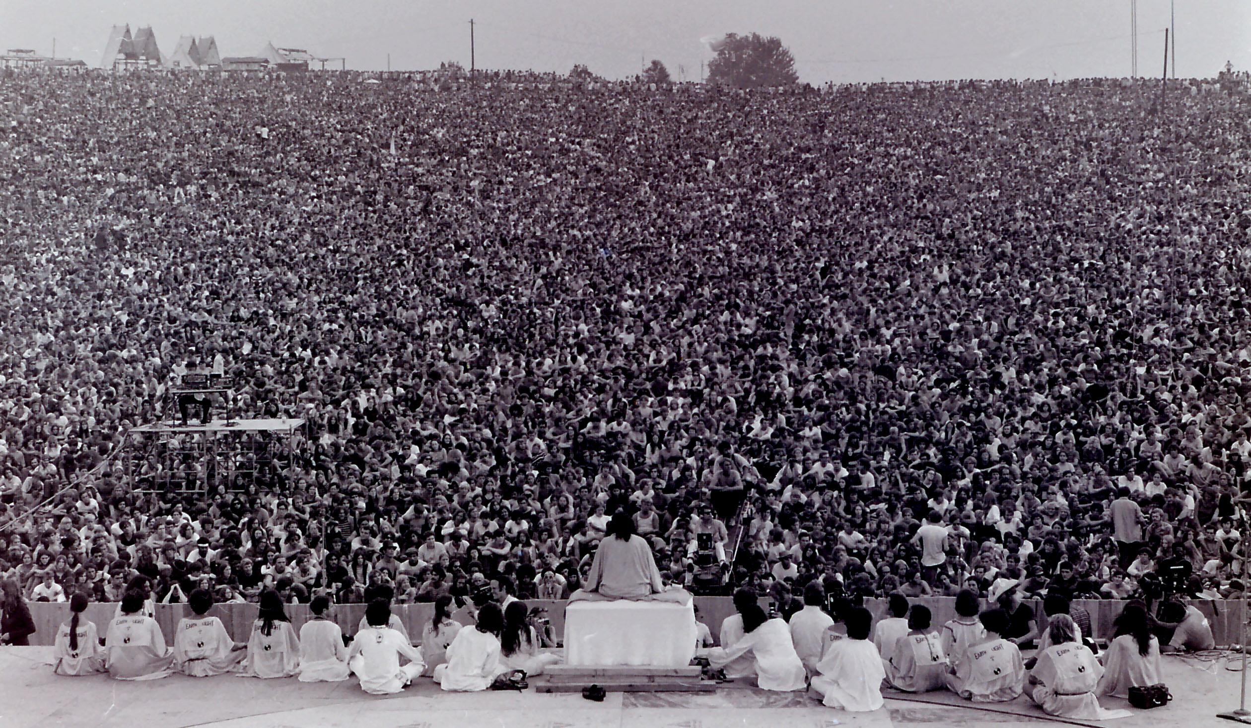 Woodstock '69, Festival Dell'incredibile