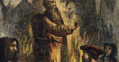 Fra' Diego, il giustiziere che punì l'Inquisizione palermitana