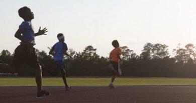 In fuga per la libertà e per lo sport