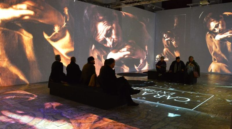 """Palermo ospita l'arte di Michelangelo Merisi: un tuffo dentro la """"Caravaggio Experience"""""""