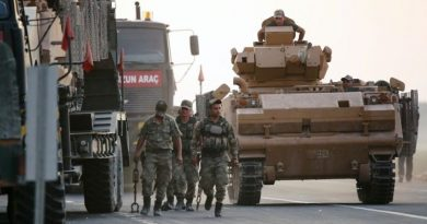 Turchia contro Siria: la guerra di Idlib